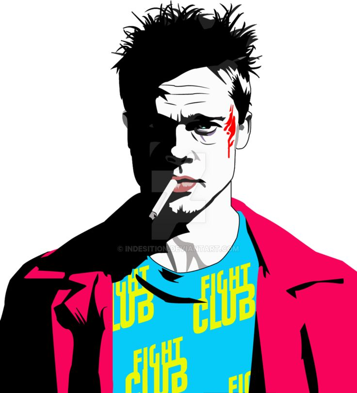 Tyler Durden by indesition