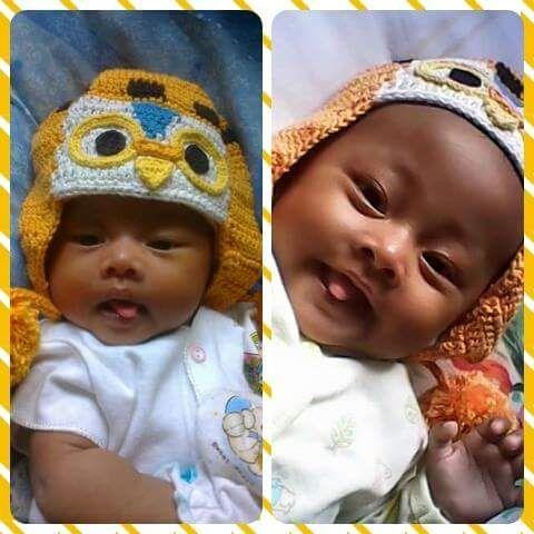 Baby Jingga