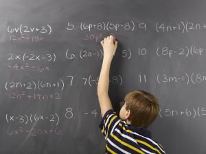 Integers consist of zero, positive whole numbers, and negative whole numbers. - Jeffrey Coolidge, Getty Images