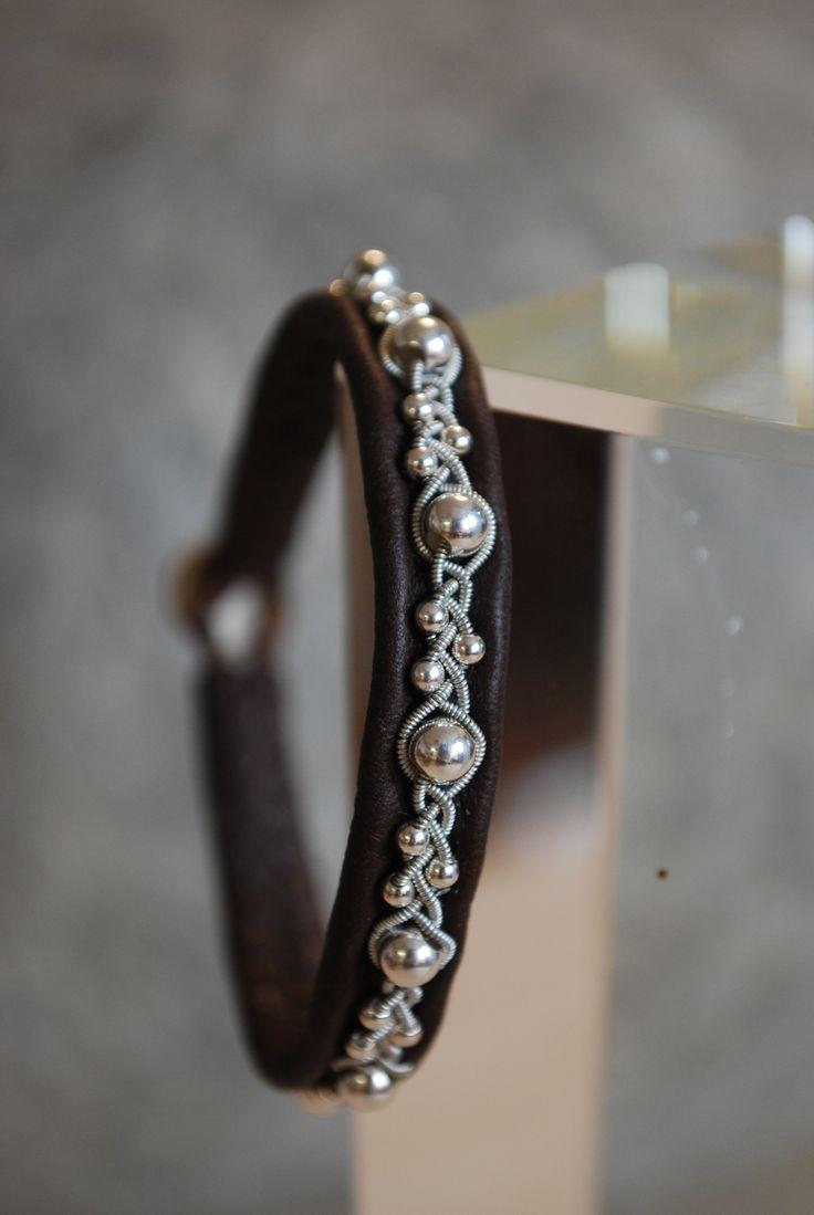 handgemachtes Sami Armband von Passion for Sapmi