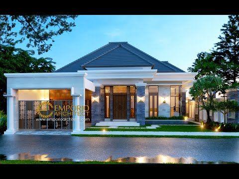Jasa Arsitek Desain Rumah Berkualitas Desain Villa Bali Modern