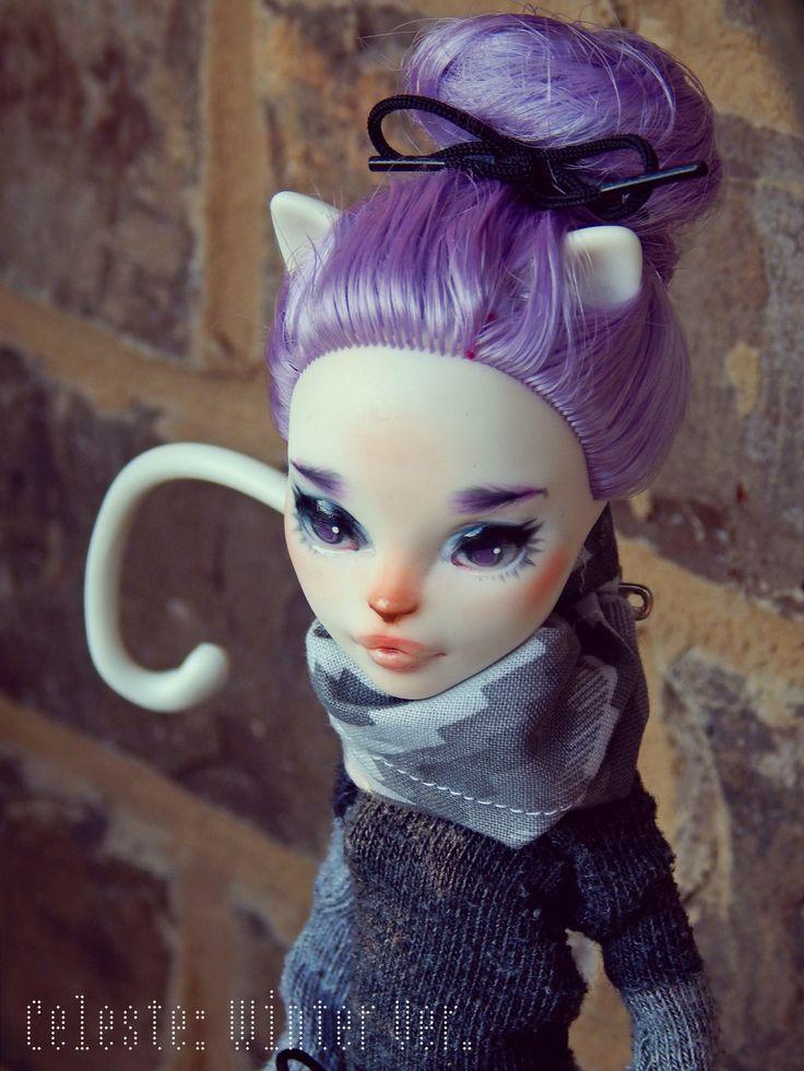 Celeste: Winter Ver. by MrEmilyRenee.deviantart.com on @deviantART