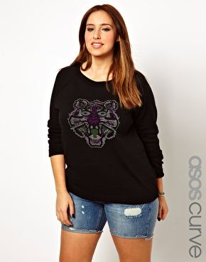 Shop for women's plus size clothing with ASOS. Shop ASOS Curve to find  fashionable plus sized clothing for curvy women.