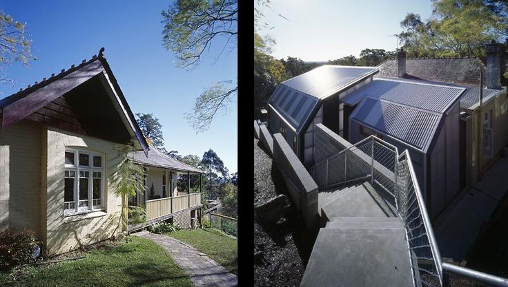Sam Crawford Architects - Wave House