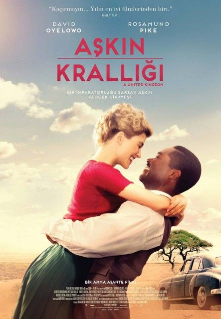 Askin Kralligi - A United Kingdom ( 2016 )