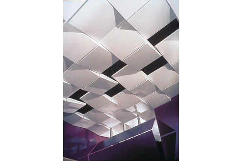 forresidentialpros.com: Design Products, Ceilings Panels Met, Ceiling Tiles, Indusri Offices, Ceilings Tile, Geometric Metals, Metals Ceilings, Geometric Ceilings, Awesome Offices