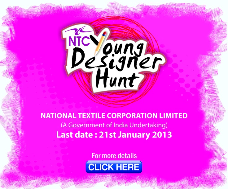 Take a part into Young Fashion Designer Hunt by NTC