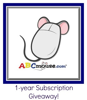 Blogger Opp:  ABC Mouse Giveaway