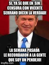 George Bush Meme | George Bush Meme - Imgflip
