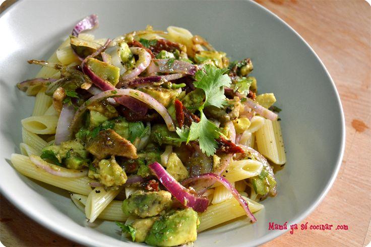 Sin muchas ganas de cocinar y con pocos ingredientes en for Ideas para cocinar pasta