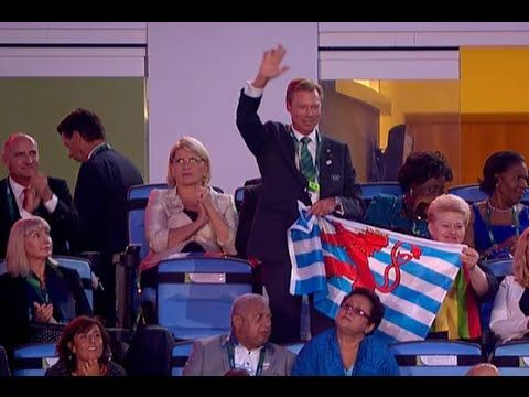 Grand Duke Henri of Luxembourg at the Olympic Games 2016