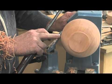 150 - Bowl Turning Tools & Techniques w/ David Marks - YouTube