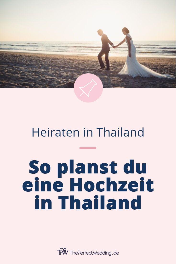 Hochzeit In Thailand Was Kostet Das Hochzeit Planen Hochzeit Hochzeit Im Ausland