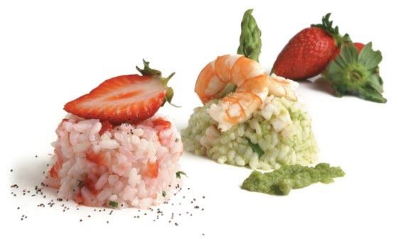 Pratos afrodisíacos para jantar à dois: Revenues, Risoto Da, Da Paixão