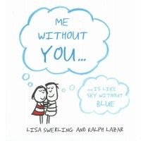 Me Without You Gift Book