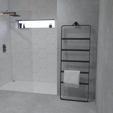 Kyrie Towel Ladder - soak.com