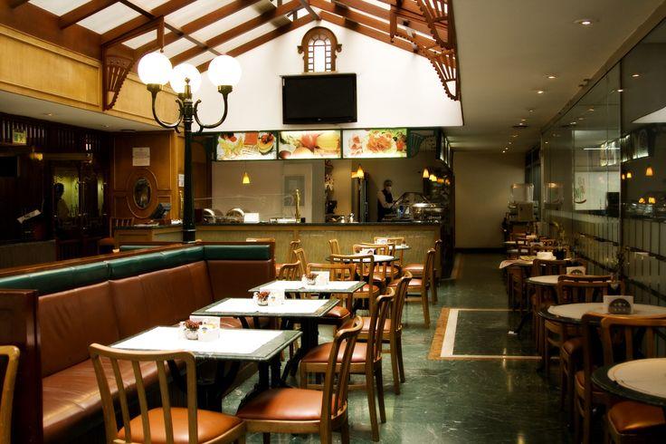 Cocina Café Vienés.