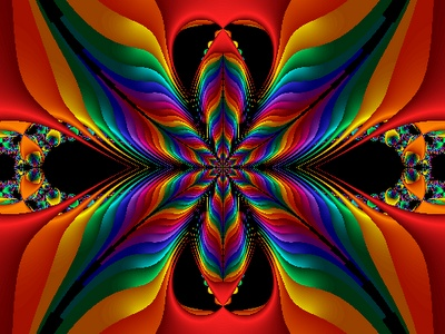 Colors + fractals #fractals #fractalart #art