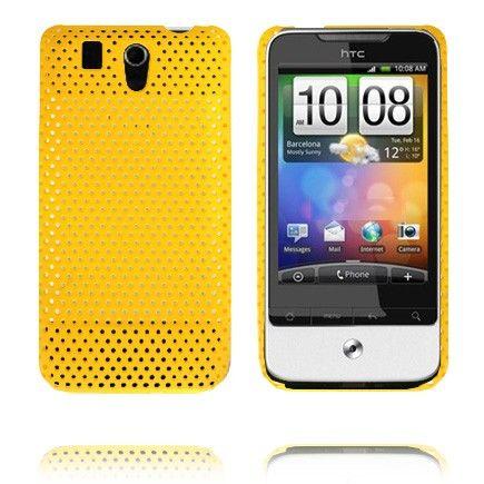 Atomic (Gul) HTC Legend G6 Cover