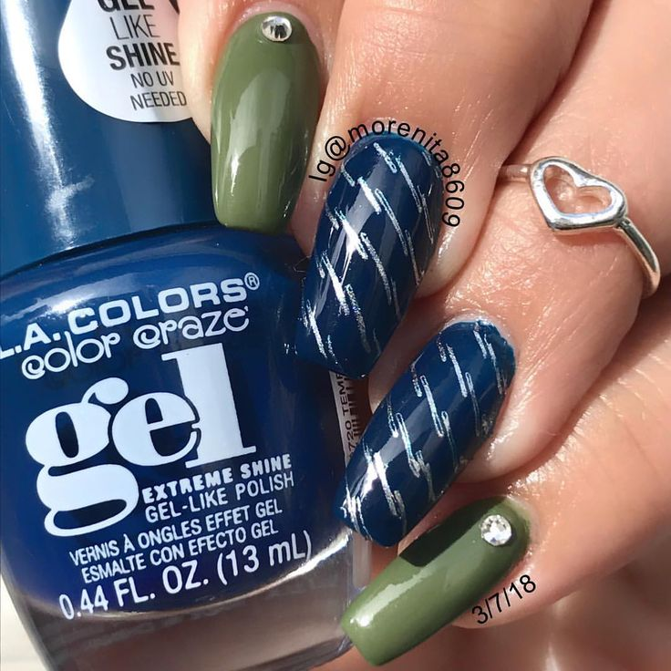 Loving these. I hope you guys like it as much as I do      #nails #nailart #nailstyle #sexynails #diseñodeuñas #style #fashion #uñasestampadas #lacolors