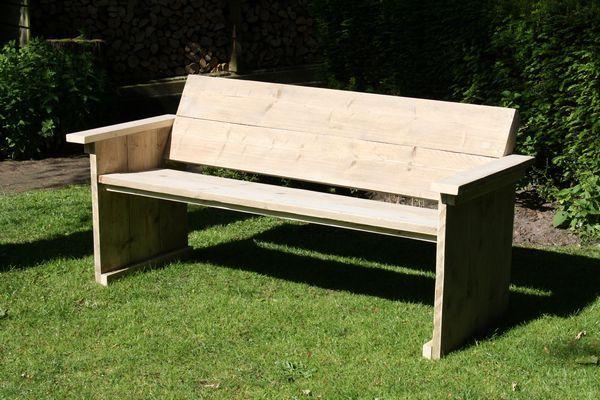 houten tuinbank - Google zoeken