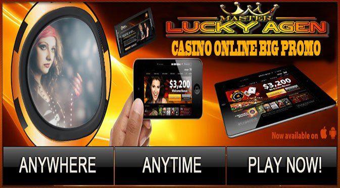 Bonus Casino Online Terbaru - Master Agen Judi Online