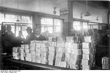Hyperinflation in the Weimar Republic - Wikipedia, the free encyclopedia