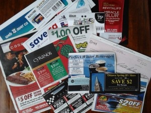 I got PAID to be a couponer today!  Love it!  Click to find out how you can get all of these Canadian Coupons in the mail too!