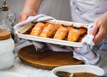 The Secret Behind Why You Should Bake at 350 Degrees | Eat This, Not That! | Cooking salmon ...
