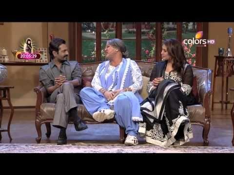 Huma Qureshi & Nawazzudin Siddiqui with Dadi | Kapil Sharma Video Website