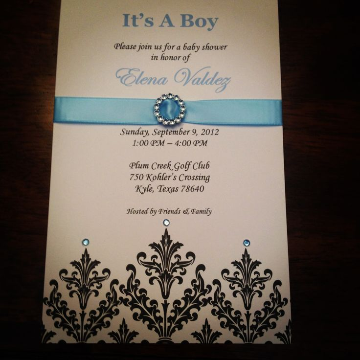 79 best images about baby shower ideas on pinterest | baby showers, Baby shower invitations