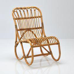 Chaise enfant en rotin, Malu La Redoute Interieurs - Tables & Chaises