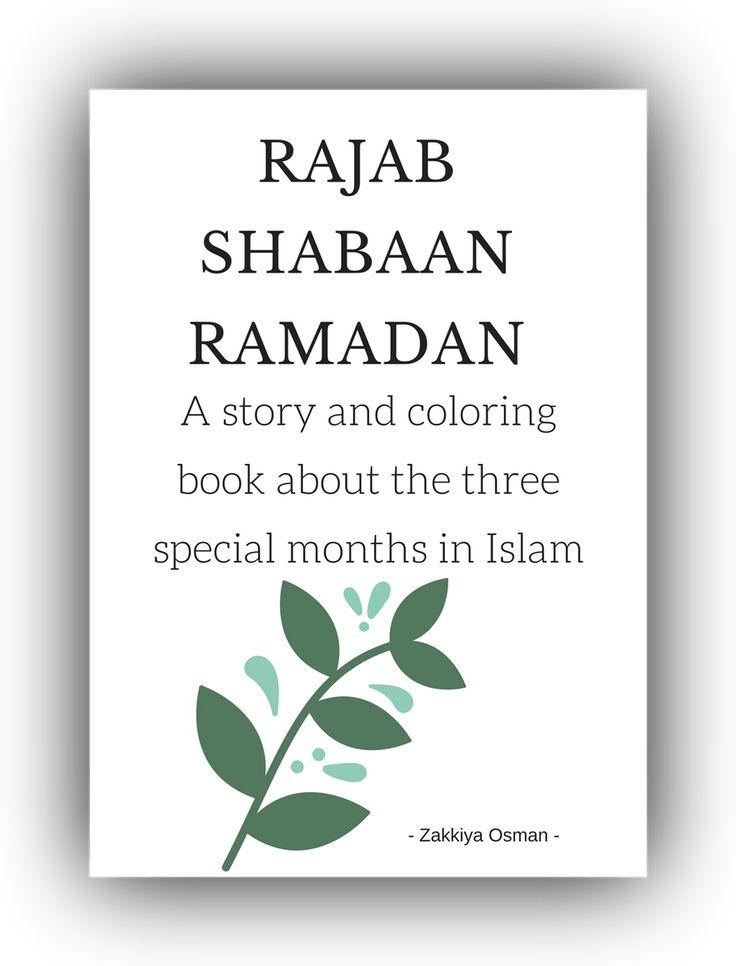 Rajab Shabaan and Ramadan Story for Kids