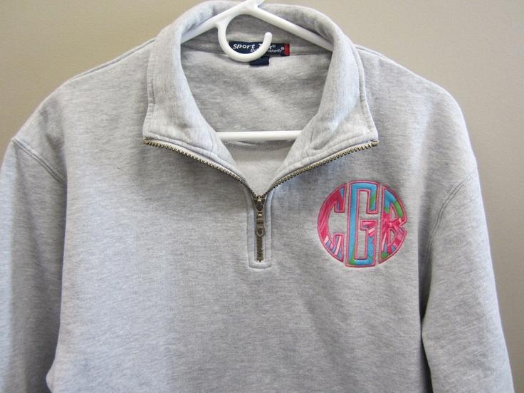 Pullover Half Zip Sweatshirt | Fashion Ql