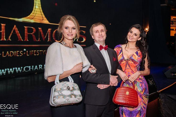 CHARMOUS 2017: Названы самые успешные женщины России - Женский журнал eSQue