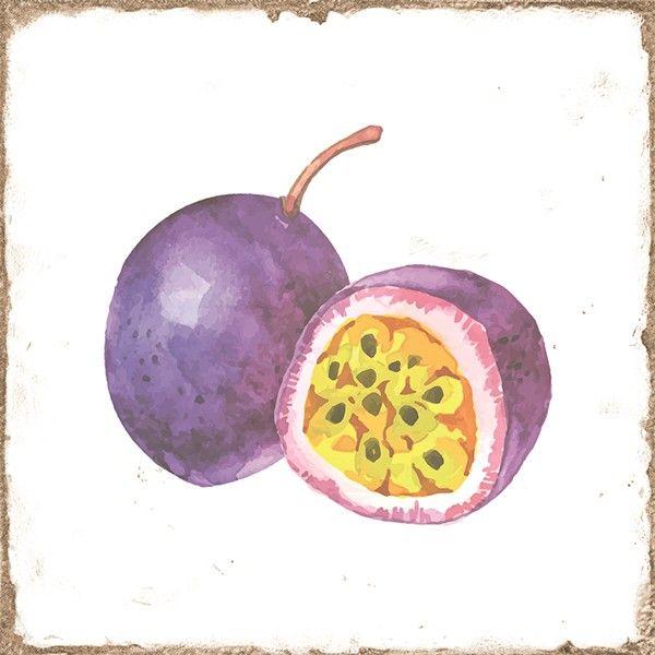 Kolekcja Forli - płytki ścienne Forli Fruits Decor Mix 15x15