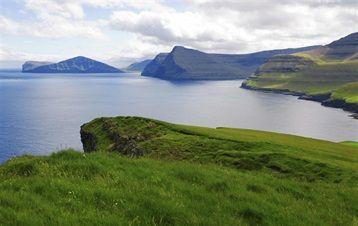 Bilferie på Færøyene