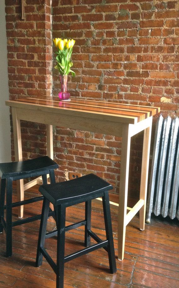 Hey, I found this really awesome Etsy listing at https://www.etsy.com/listing/227476399/breakfast-bar-table-kitchen-dining-table