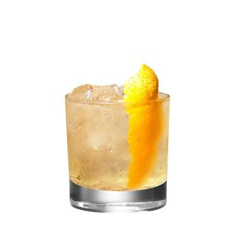 Agave Sazerac / Patrón Añejo + sugar cube + bitters + Absinthe + lemon peel / get the full recipe from the Drink Maker section when you click through