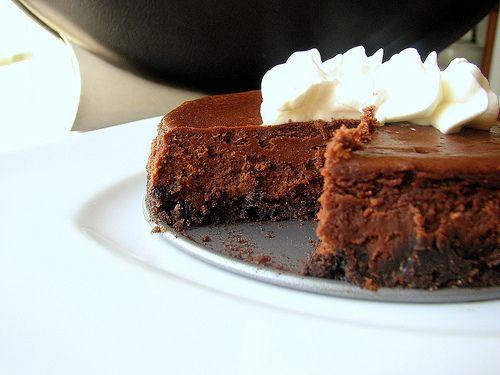 Chocolate Espresso Cheesecake | Coffee Love | Pinterest