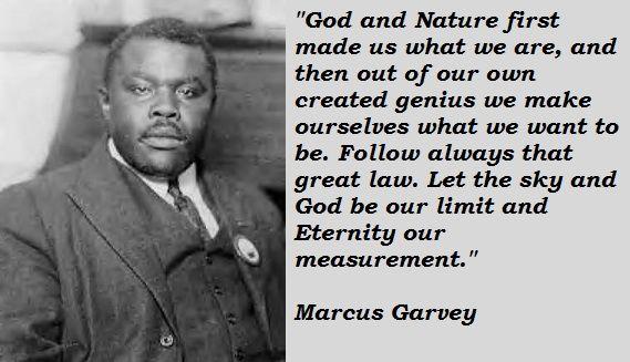 Marcus Garvey Quotes   Marcus Garvey Quotes