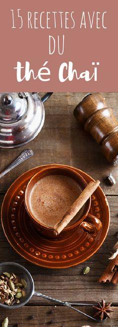 Un chaï latte meilleur que chez Starbuck, c'est possible !