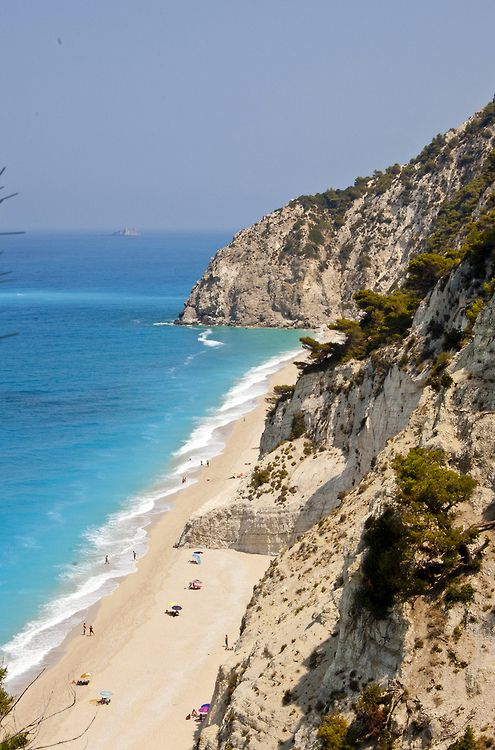 Leukada Egremnoi, Greece