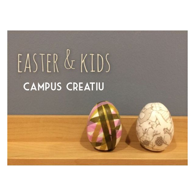 Creative camp   Easter 2016 #easter #kids #campus