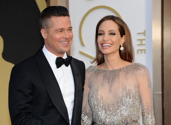 Pin for Later: Angelina Jolie and Brad Pitt Are Married — New Details!