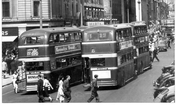 0'Connell Street 1939