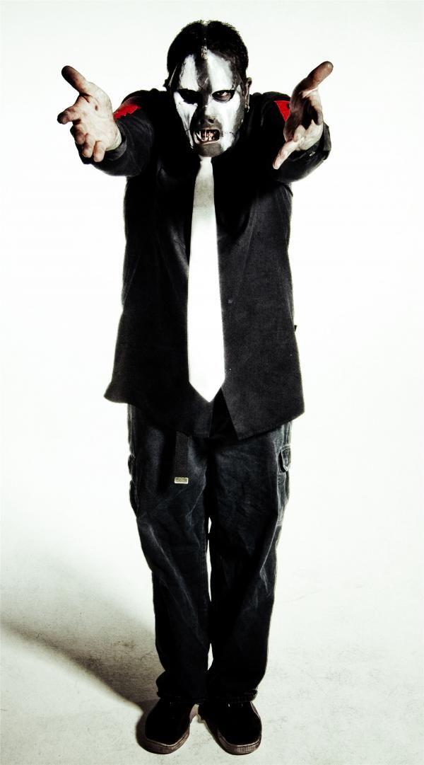 Paul Grey- Slipknot. Rest in piece. Slipknot will never be the same.