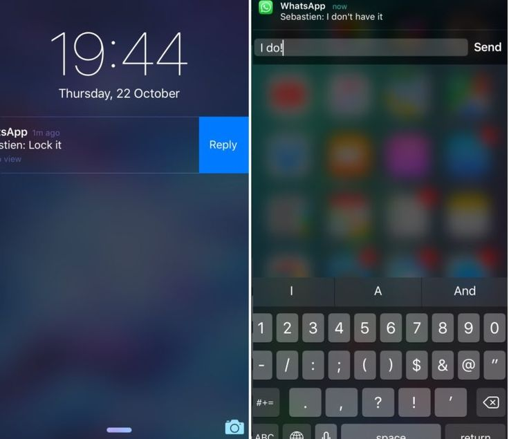 [Tutorial] Guide To Disable Quick Reply Messaging On iOS Lock Screen - http://ttj.pw/1qUO4km Even if your iPhone or iPad is locked, people can read and reply from the lock screen. Are you annoyed about that? Check out this tutorial to know how to turn off the quick reply message option on iOS lock screen.  [Click on Image Or Source on Top to See Full News]