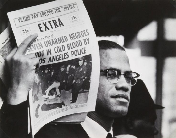 Gordon Parks Photo Gallery | Malcolm X