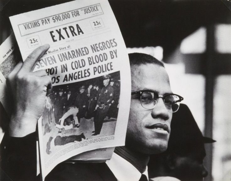 Gordon Parks Photo Gallery | Malcolm X